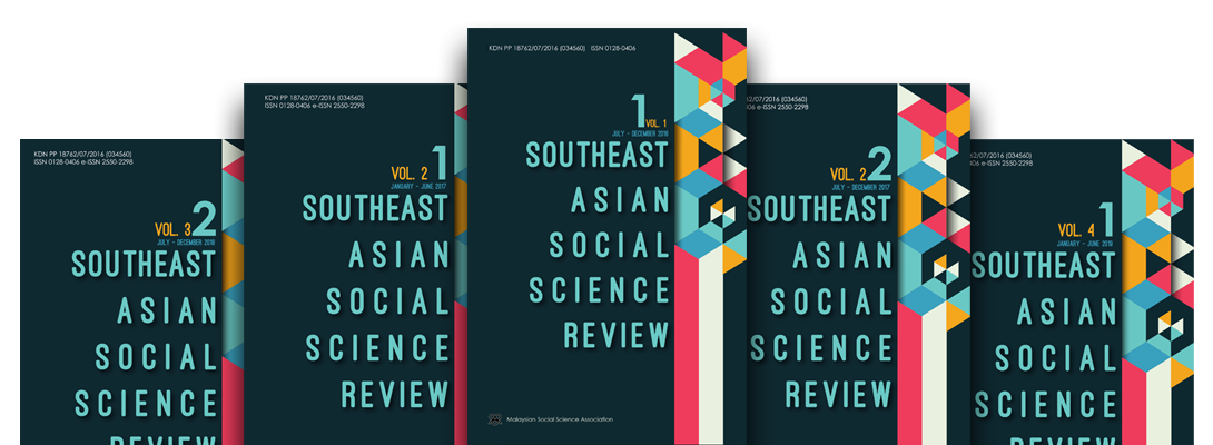 SEASSR - Southeast Asian Social Science Review